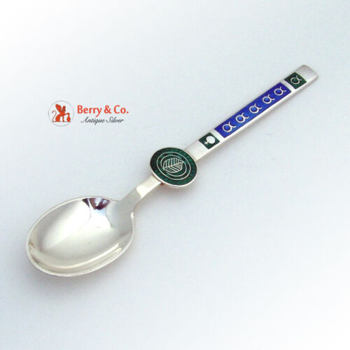 Michelsen Zodiac Spoon Of The Month May Sterling Silver Boxed