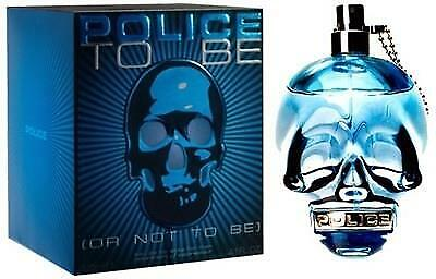 Police To Be (Or Not To Be), 125ml Eau de Toilette Spray Men Perfume