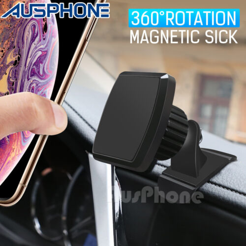 Universal Cell Phone Holder Car Magnetic Mount Stand Wire Holder Dock