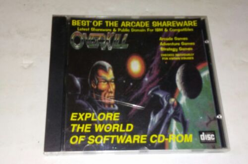 Explore the World of Software~Best of the Arcade PC CD-ROM