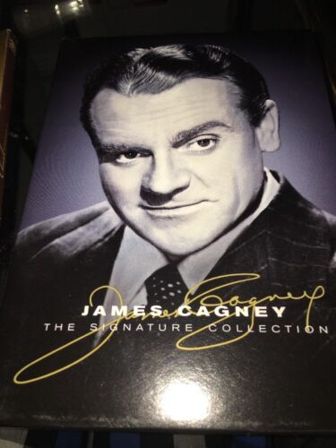 James Cagney The Signature Collection 5 DVD Set of His Movies Plus Bonus Feature