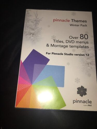 Pinnacle Themes Winter Pack Volume 1 Version 12 Montage Templates And More