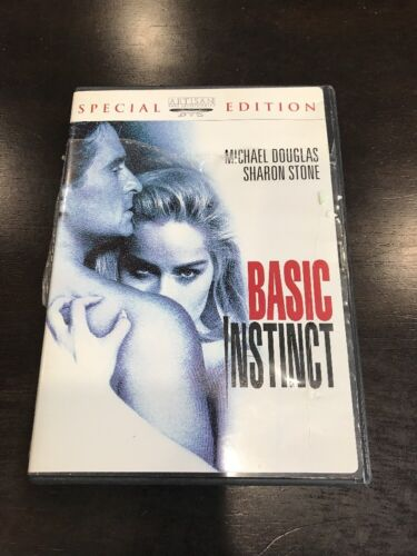 Basic Instinct (DVD, 2003, Special Edition - Rated R)
