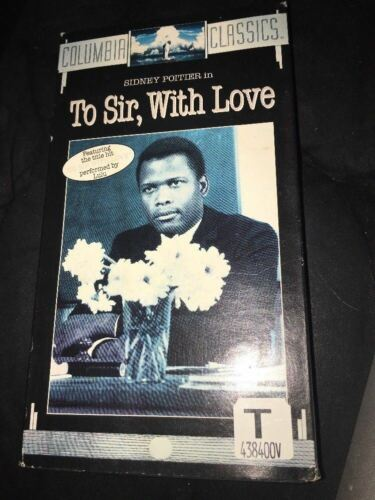To Sir, With Love (VHS, 1998)