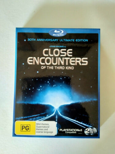 Close Encounters Of The Third Kind Bluray