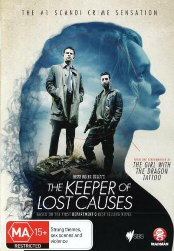 The Keeper of Lost Causes  - DVD - NEW Region 4