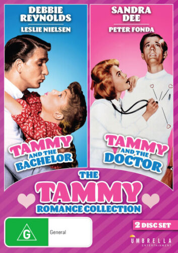 The Tammy Romance Collection: (Tammy and the Bachelor / Ta  - DVD - NEW Region 4