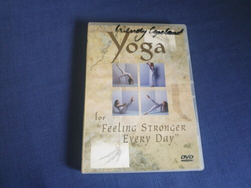 Yoga for Feeling Stronger Every Day - DVD - All Regions 0