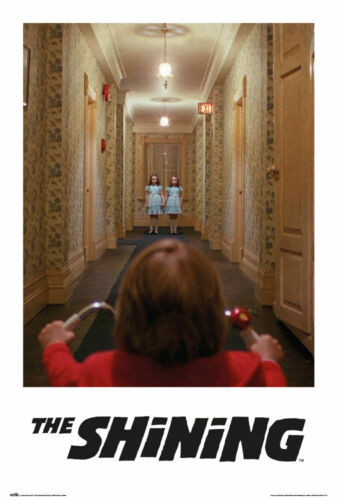 THE SHINING - HALLWAY - CLASSIC MOVIE POSTER 24x36 - 85331