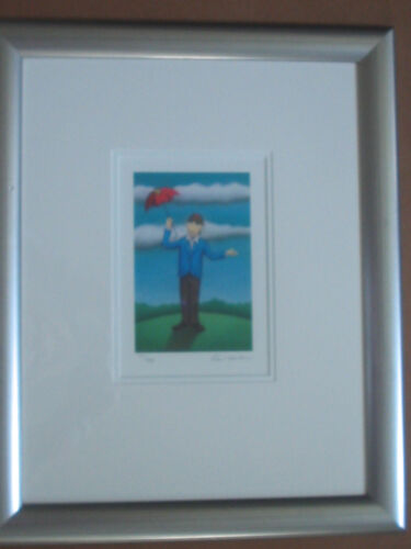 Paul Horton Chester the Tramp (2005) is a Limited Edition Framed ready to hang