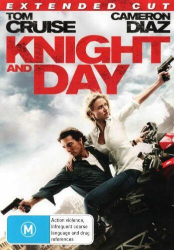 Knight And Day  - DVD - NEW Region 4
