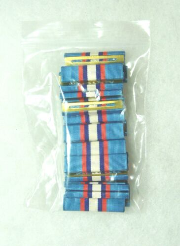 """U.S Air Force Recognition /& Small Arms Expert Marksman Ribbon Bar 3//8/"""" Lot"""