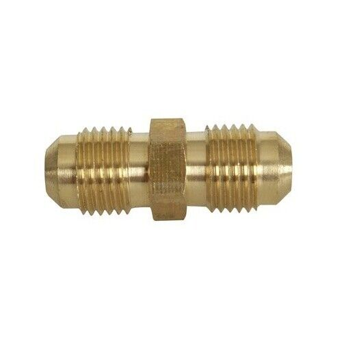 """Gas Fittings - 3/8"""" SAE Male to 3/8"""" SAE Male"""