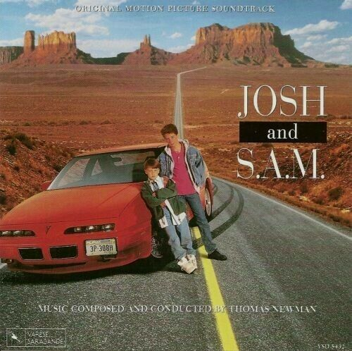 JOSH ET SAM (JOSH AND SAM) MUSIQUE DE FILM - THOMAS NEWMAN (CD)