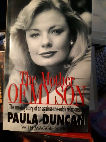 THE MOTHER OF MY SON ~ Paula Duncan  with Maggie Strike 1994 Paperback