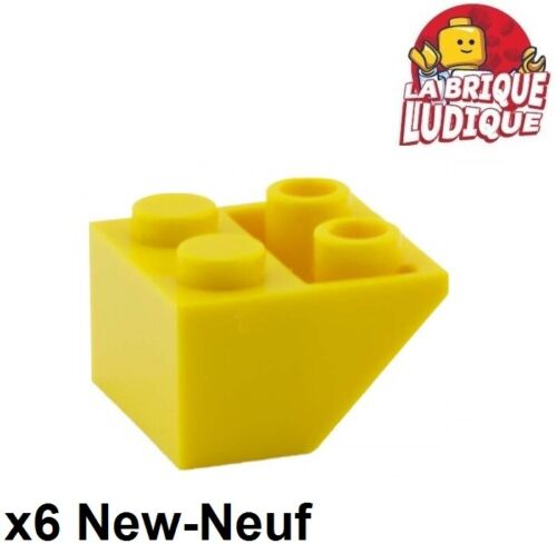 Lego 4x slope brique pente inclinée 45 2x4 rouge//red 3037 NEUF