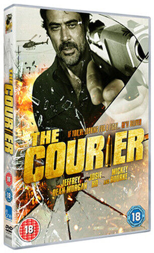 THE COURIER DVD [UK] NEW DVD