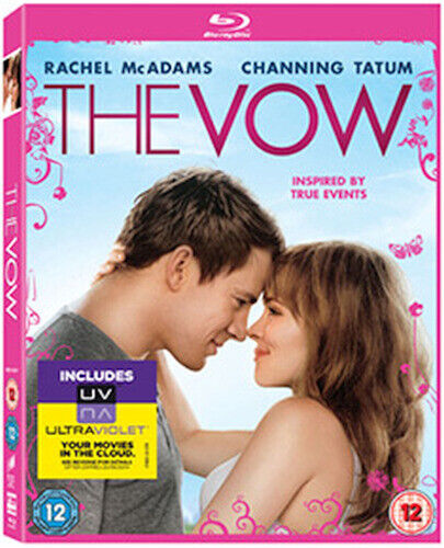 THE VOW BLU-RAY [UK] NEW BLURAY