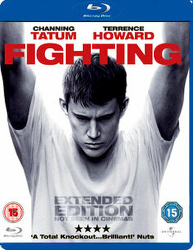 FIGHTING - EXTENDED EDITION BLU-RAY [UK] NEW BLURAY