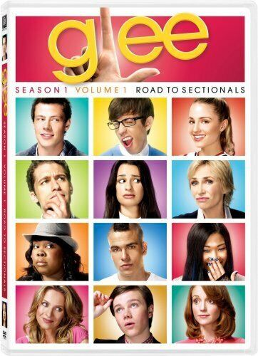 GLEE: SEASON 1 V.1: ROAD TO SECTIONALS (4PC) NEW DVD