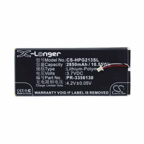 Battery For HP Slate 7 G2 1311