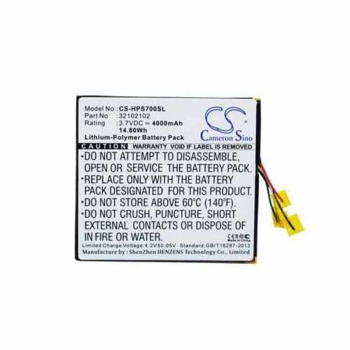 Battery For HP Slate 7 Extreme