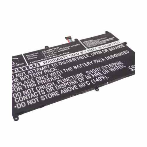 Battery For SAMSUNG SP368487A(1S2P)