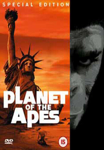 PLANET OF THE APES - (ORIGINAL FILMS) MOVIE COLLECTION (5 FILMS) [UK] NEW DVD