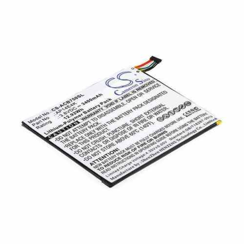 Battery For ACER Iconia One 7 B1-750