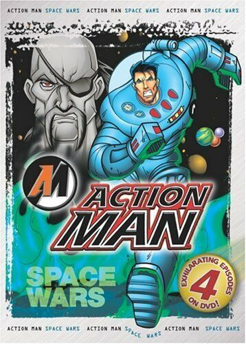 ACTION MAN NEW DVD