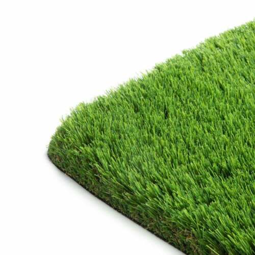 Super 40mm Artificial Landscaping Grass Realistic Fake Astro Turf CLEARANCE!!