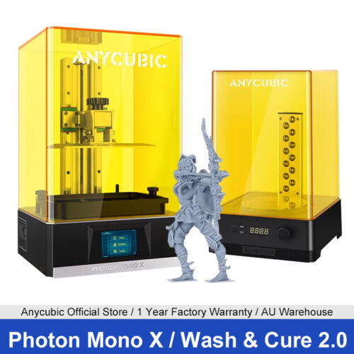 ANYCUBIC Photon Zero 3D Printer UV Resin LCD High Precision Size 97mm*54mm*150mm