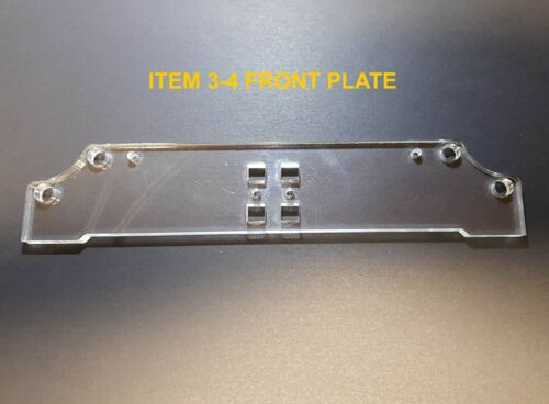 Anet A8 Replacement Frame Part - ITEM 3-4 FRONT PLATE