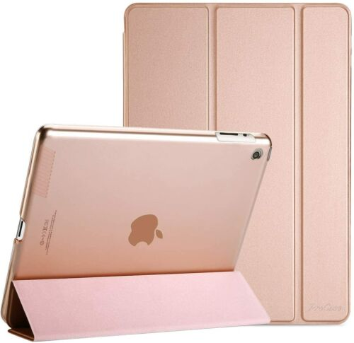 iPad 2 3 4 Case (Old Model) – Ultra Slim Lightweight Stand Case with Translucent