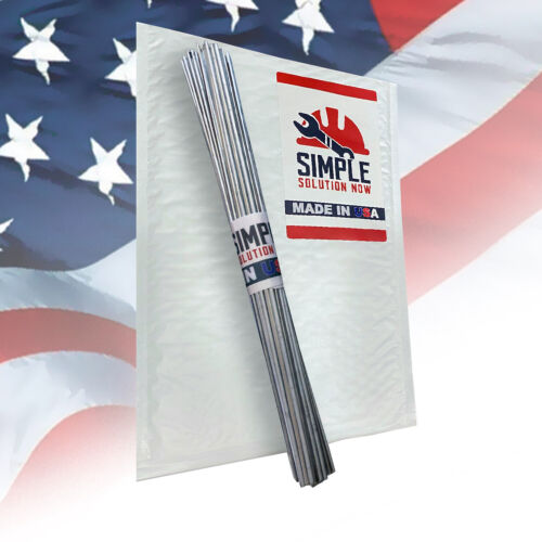 Simple Welding Rods - USA Made From Simple Solution Now <br/> Aluminum Brazing / Welding Rods