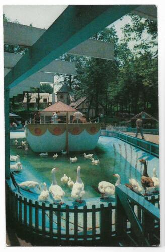 CHILDREN'S ZOO,HIGHLAND PARK~PITTSBURGH,PA -PM 1966
