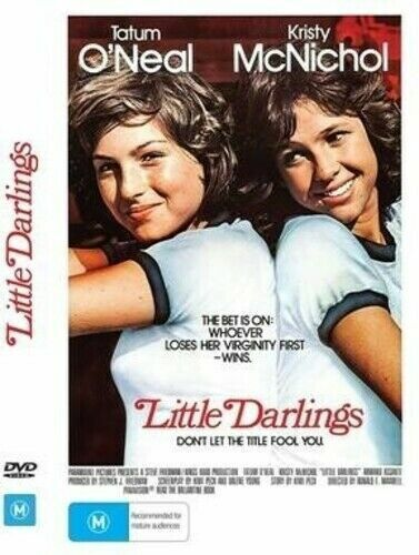 Little Darlings DVD Tatum O'Neal Brand New and Sealed