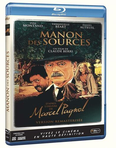 Manon des sources  - Blu Ray - Neuf sous blister -