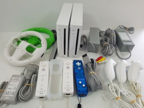 Nintendo Wii /Wii U Accessories ✔✔✔Choose from drop down menu Pay one Postage✔✔✅