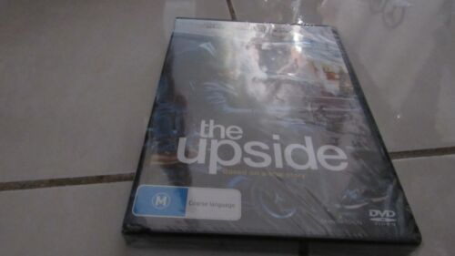 The Upside 2019 DVD based on true story-Brand NEW & Sealed -FREE Registered Post