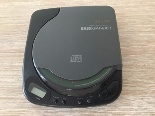 Vintage Sanyo CDP-41 Portable Compact Disc Player- Near new