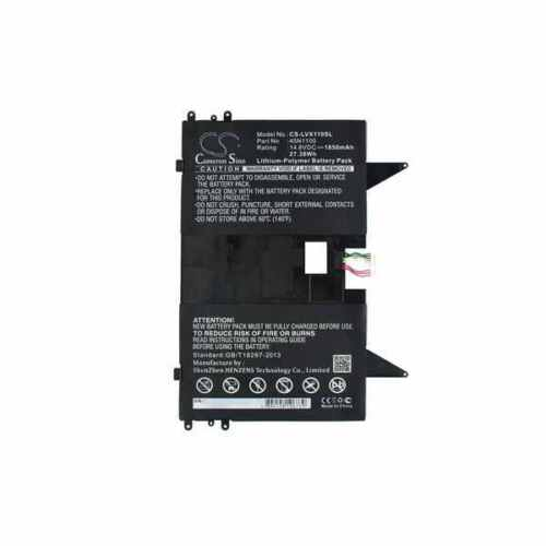 Battery For LENOVO Thinkpad X1 Helix Tablet PC