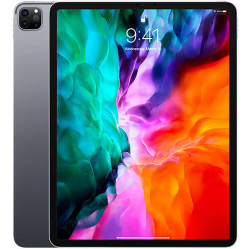 "Paypal New Apple IPad Pro 12.9"" inch 2020 256gb Wifi Agsbeagle <br/> Authentic Apple Items with 1 Year Apple Global Warranty"