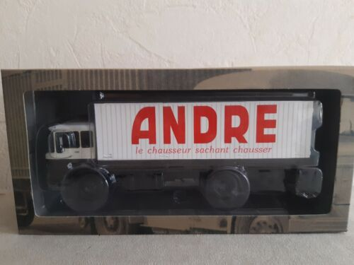 Miniature camion 1/43 , DAF A2600 1970 , Andre