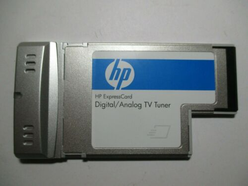 Express Card to TV Tuner: HP Digital/Analogue TV Tuner (Card Only)