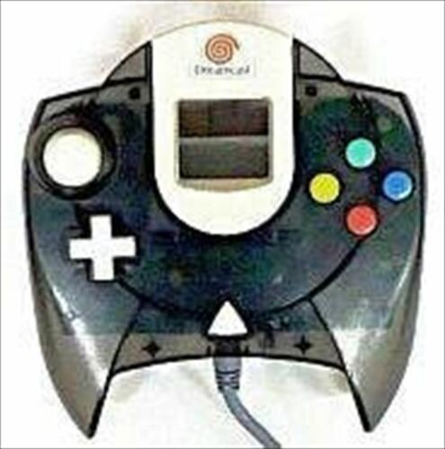 Used Dreamcast Sega Color Controller Smoked DC Black Video Game from Japan