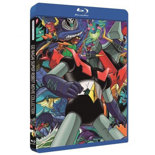 Go Nagai - SUPER ROBOT - Volume 1 (Blu-ray)