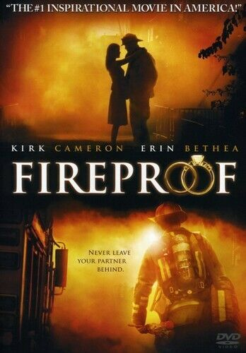 FIREPROOF (WS) NEW DVD