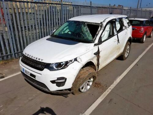 2017 Land Rover Discovery Sport 2.0TD4 4X4 SE Tech * BREAKING SPARES PARTS *