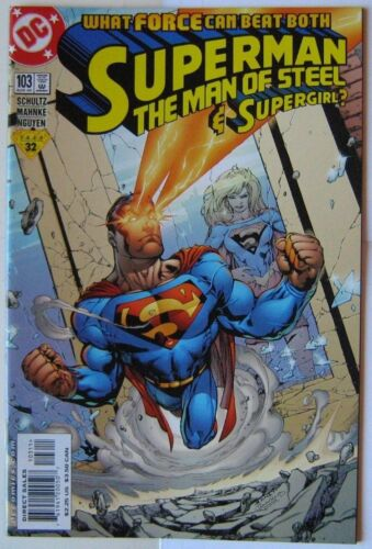 2000 Superman The Man Of Steel #103 Excellent Condition (DC)